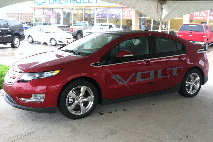 The Volt Has Arrived The Bunch Blog