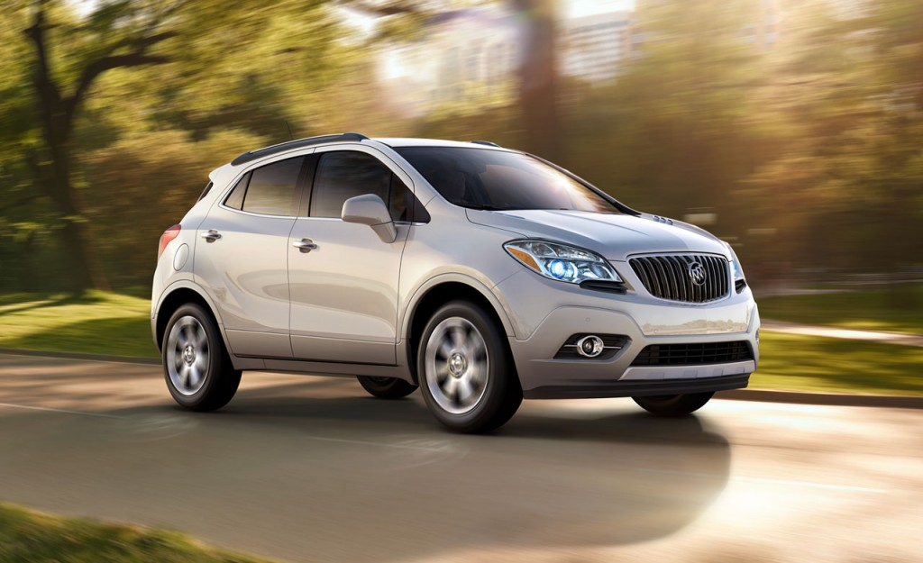 Look For 9 New Buick Gmc Vehicles On The Way The Bunch Blog