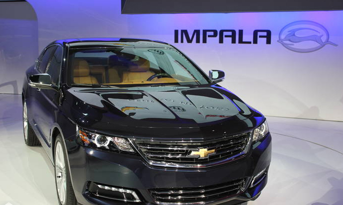 2014 Impala Will Be Available At VanDevere In Akron Ohio