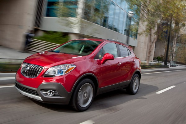 Buick Encore Shipping To Dealers Now Available At
