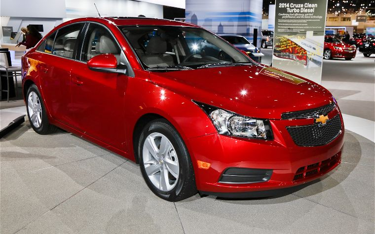 2014Chevy Chevrolet Cruze Diesel Available At VanDevere In Akron Ohio