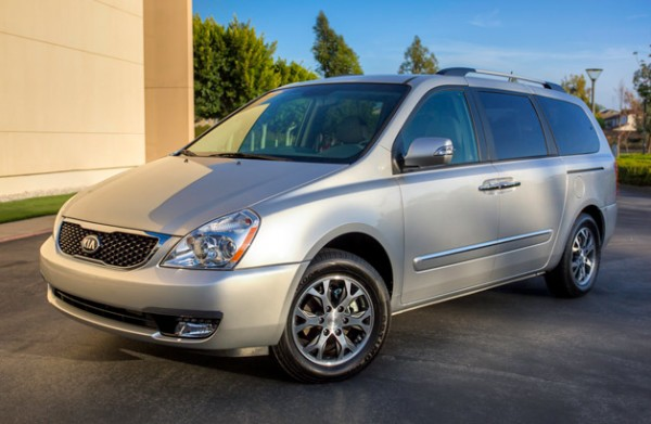 2014 Kia Sedona Available at VanDevere Kia in Akron Ohio