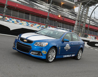 2014 Chevrolet SS Sedan Will Be Available At VanDevere In Akron Ohio