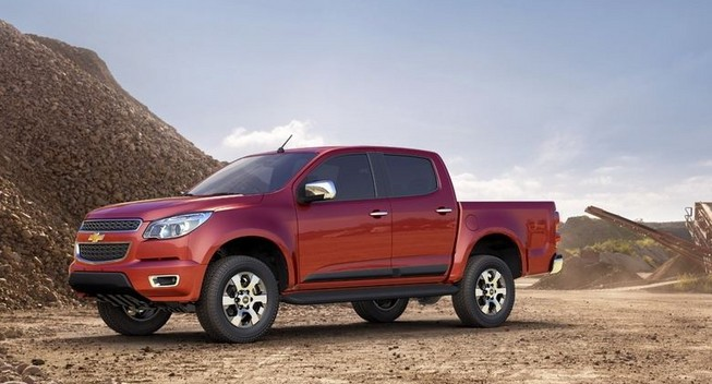 This Could Be What To Expect With All New 2015 Chevrolet Colorado That Will Be Available At VanDevere Chevy In Akron Ohio