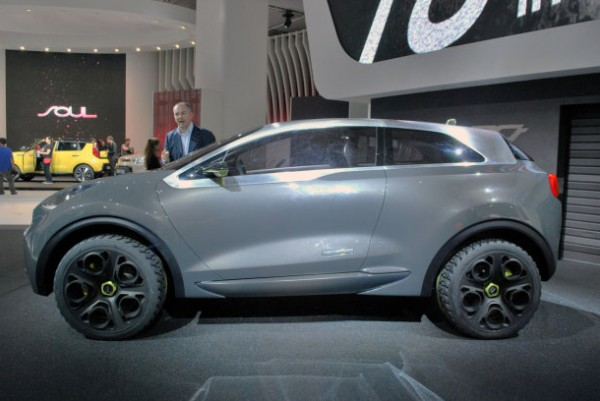 Kia Nitro Concept Car VanDevere Bunch Akron Ohio