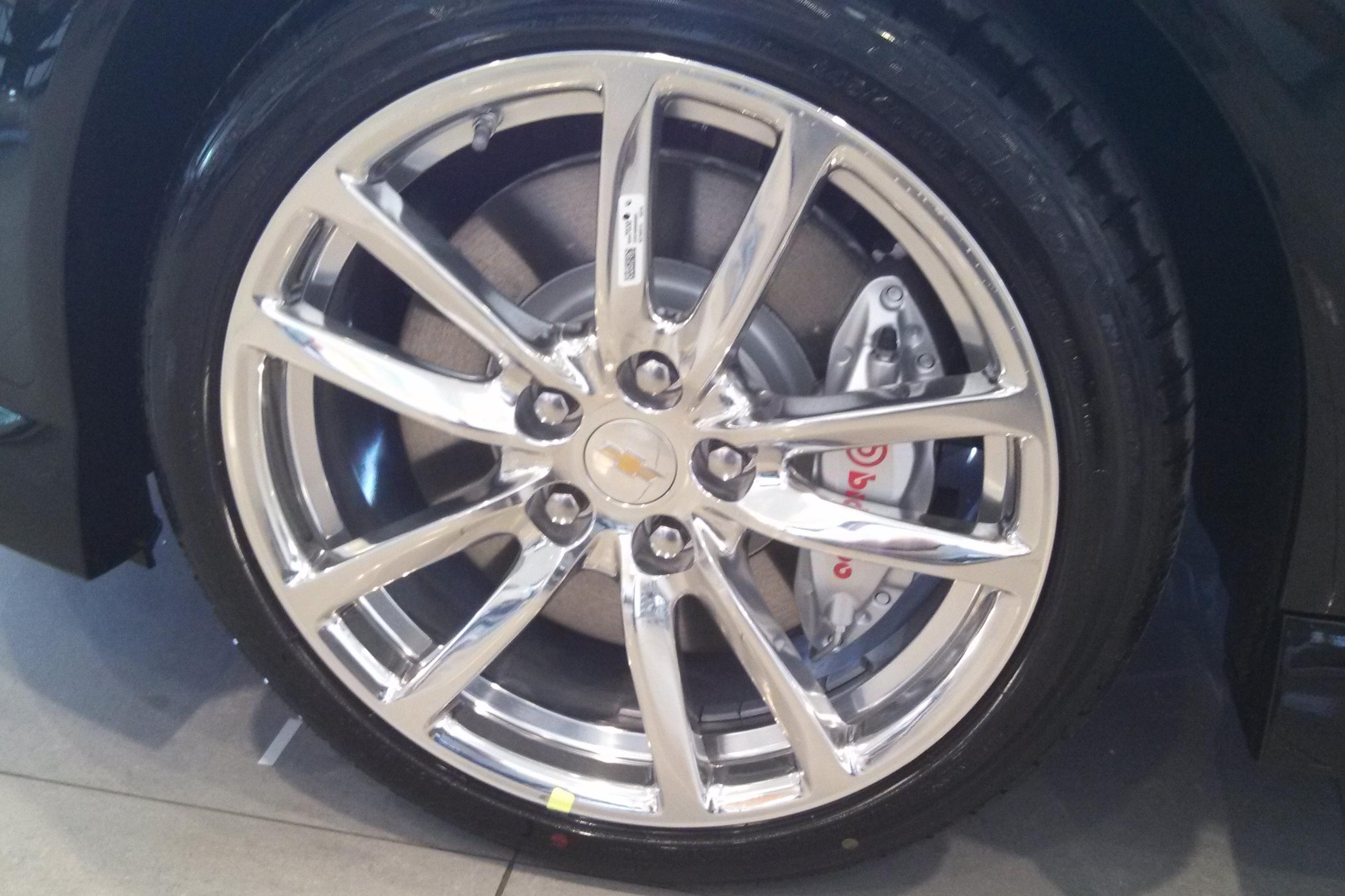 2014 Chevy Chevrolet Ss Sedan At Vandevere Chevrolet In