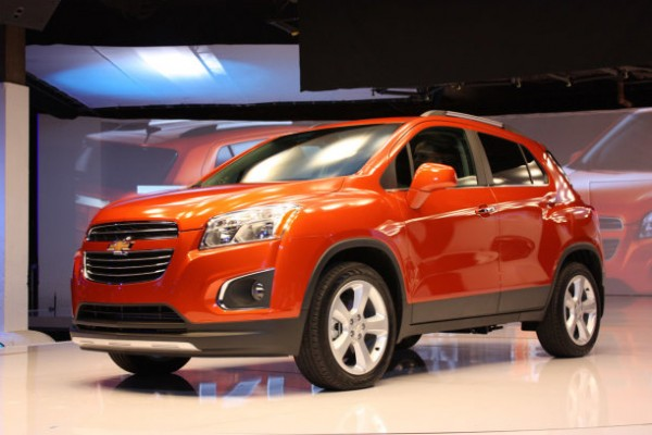 2015 Chevrolet Chevy Trax Compact SUV Will Be Available At VanDevere Akron Ohio
