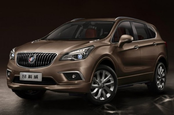 Buick Envision May Be Available At VanDevere Buick In Akron Ohio Mid Sized SUV