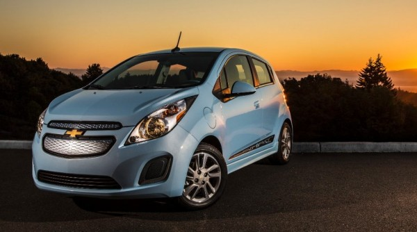 2015 Spark EV Available From VanDevere In Akron Ohio Save Money On Gas With Electric Car