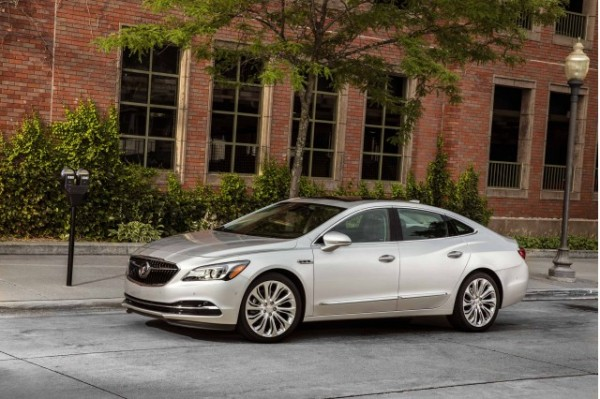 2017 Buick LaCrosse Will Be Available At VanDevere In Akron Ohio