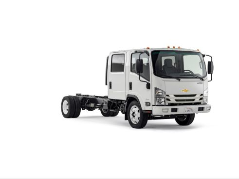 Cab Forward Trucks Available At VanDevere In Akron