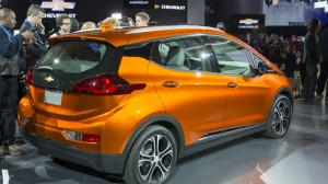 Chevrolet Bolt Electric Vehicle